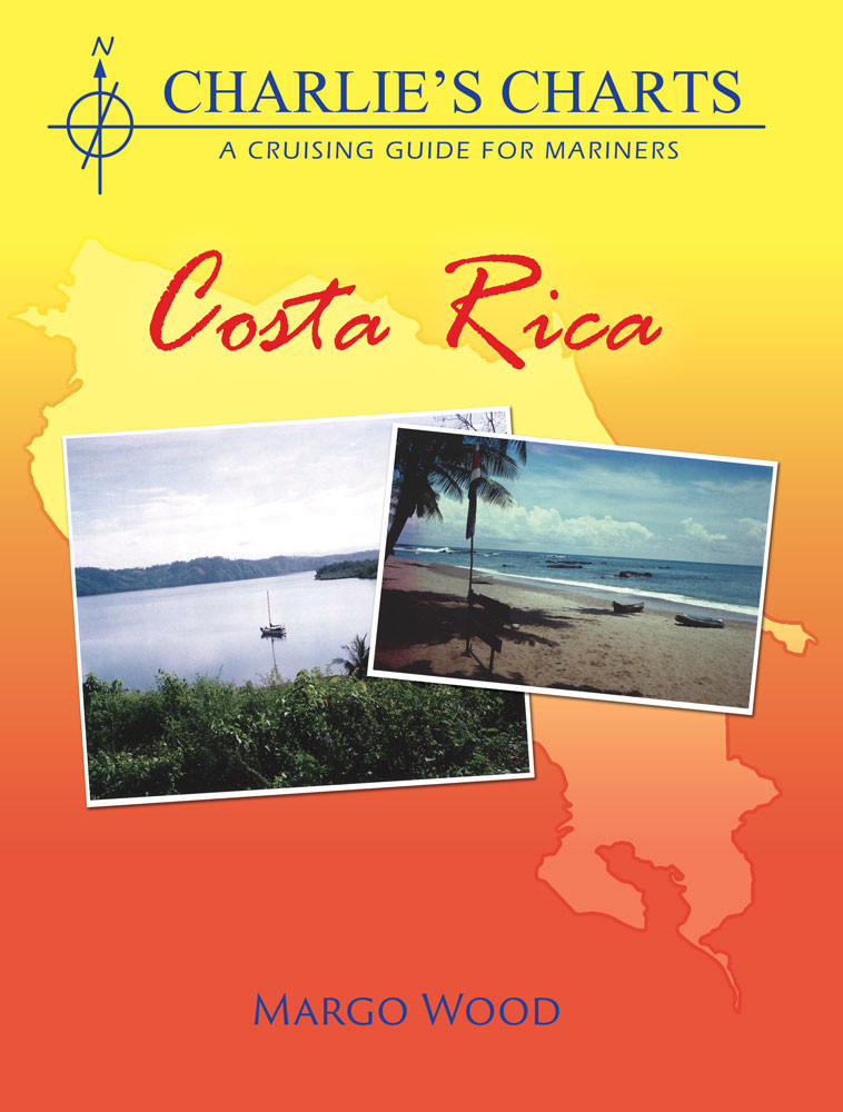Charlie's Charts Costa Rica, 3rd Ed.