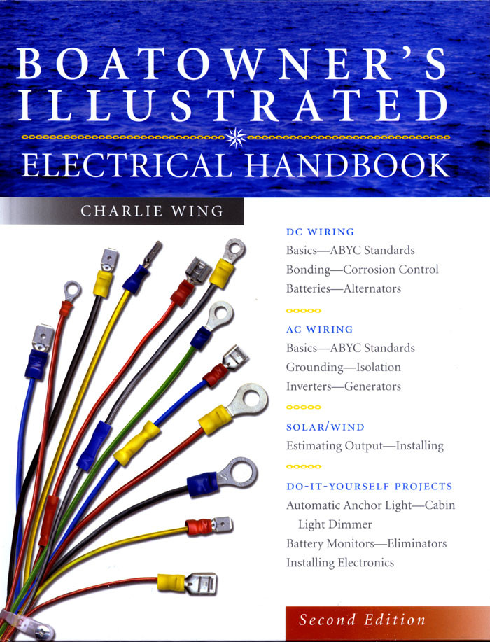 boatowner s illustrated electrical handbook 2nd ed systems books rh landfallnavigation com Basic Electrical Wiring Diagrams marine wiring books