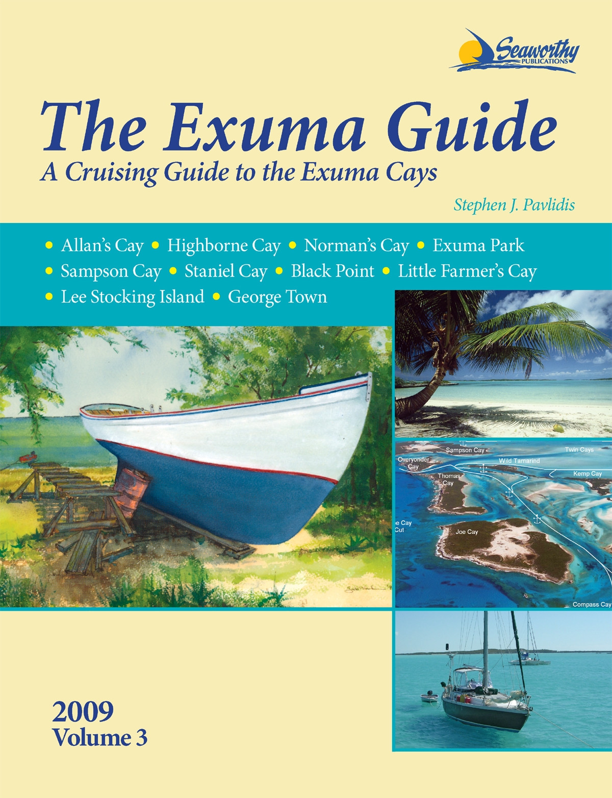 The Exuma Guide, 3rd Ed.