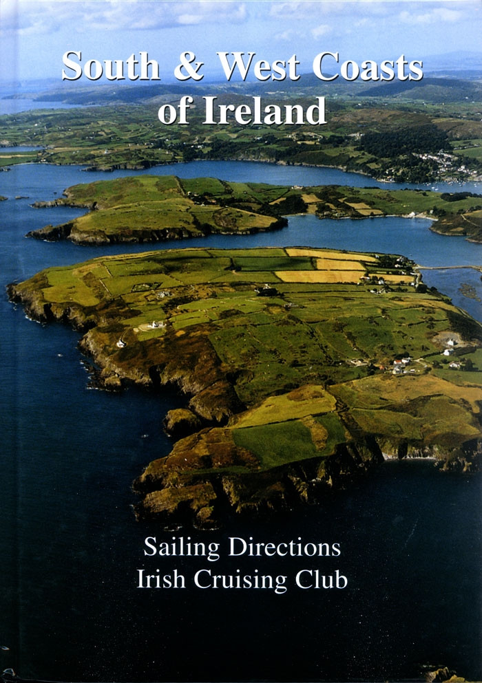 South, West Coasts of Ireland Guide, 11th Ed.