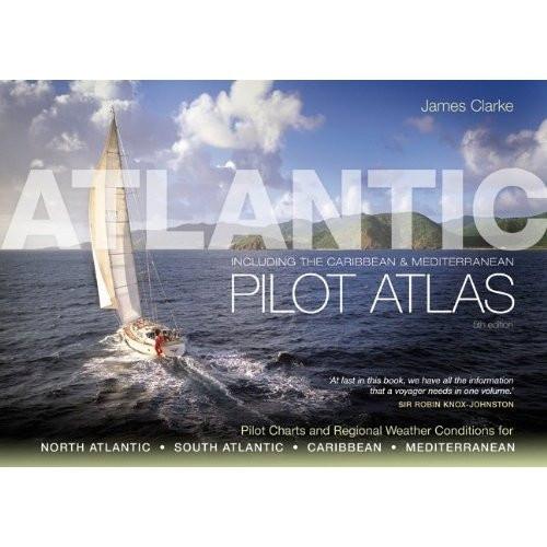 Atlantic Pilot Atlas - 5th Ed.