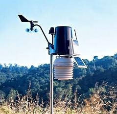 Davis Weather Stations Wireless Vantage Pro, Plus w/ Sensors & Shield