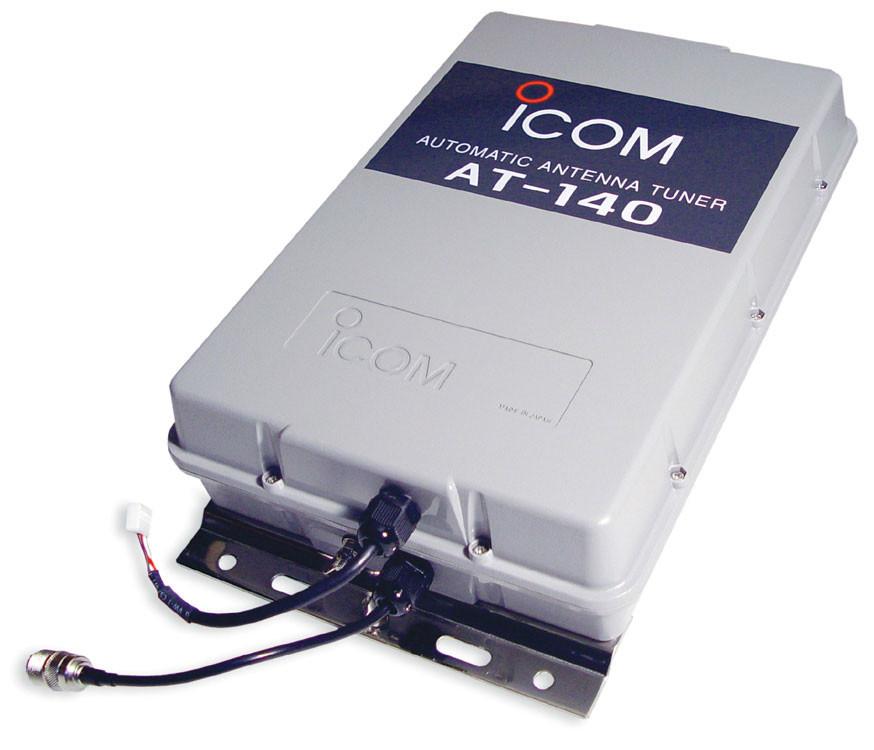 Icom AT140 HF Automatic Antenna Tuner