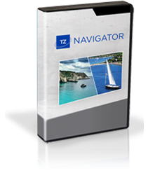 Nobeltec TZ Navigator