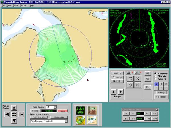 Starpath Radar Trainer 3.0