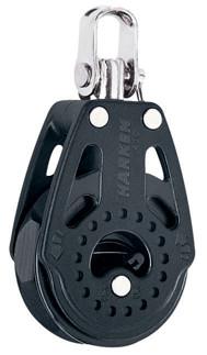 Harken 40 mm Ratchet Block - Swivel
