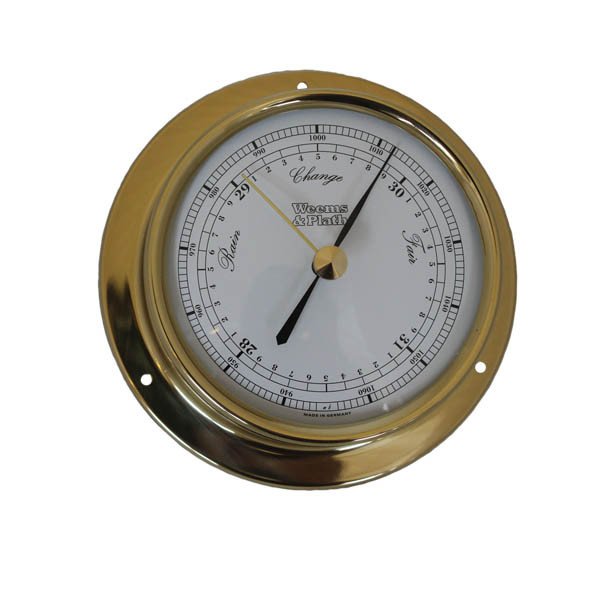 Weems & Plath Trident Barometer