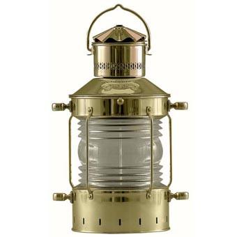 Weems & Plath DHR Anchor Lamp, Glass Oil