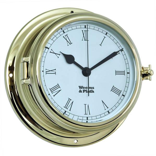 Weems & Plath Endurance II 135 Quartz Clock w/ Roman Numerals