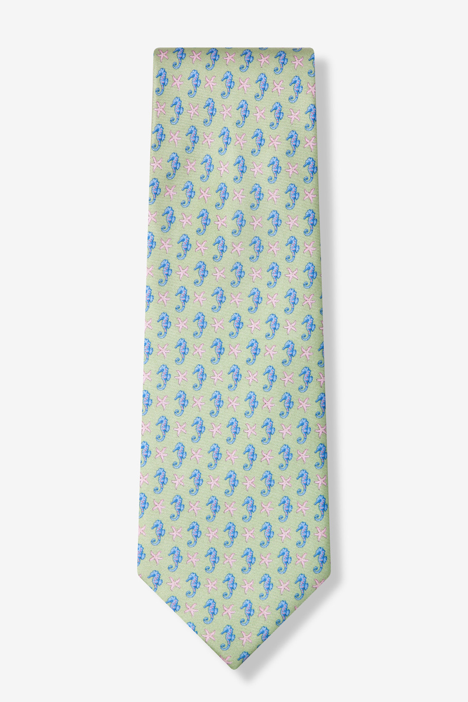 Alynn Neckwear Seahorses, Starfish Tie