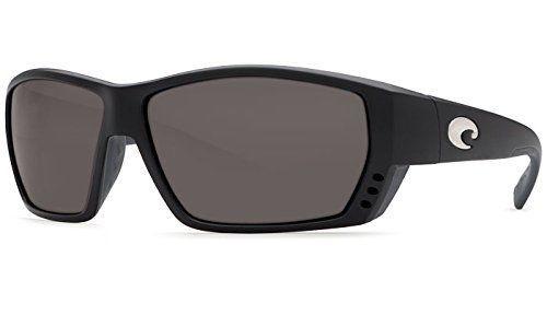 Matte Black Frame / Grey Lens
