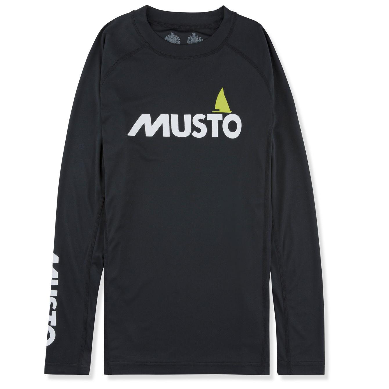 Musto Insignia UV FD RASH GD - Youth