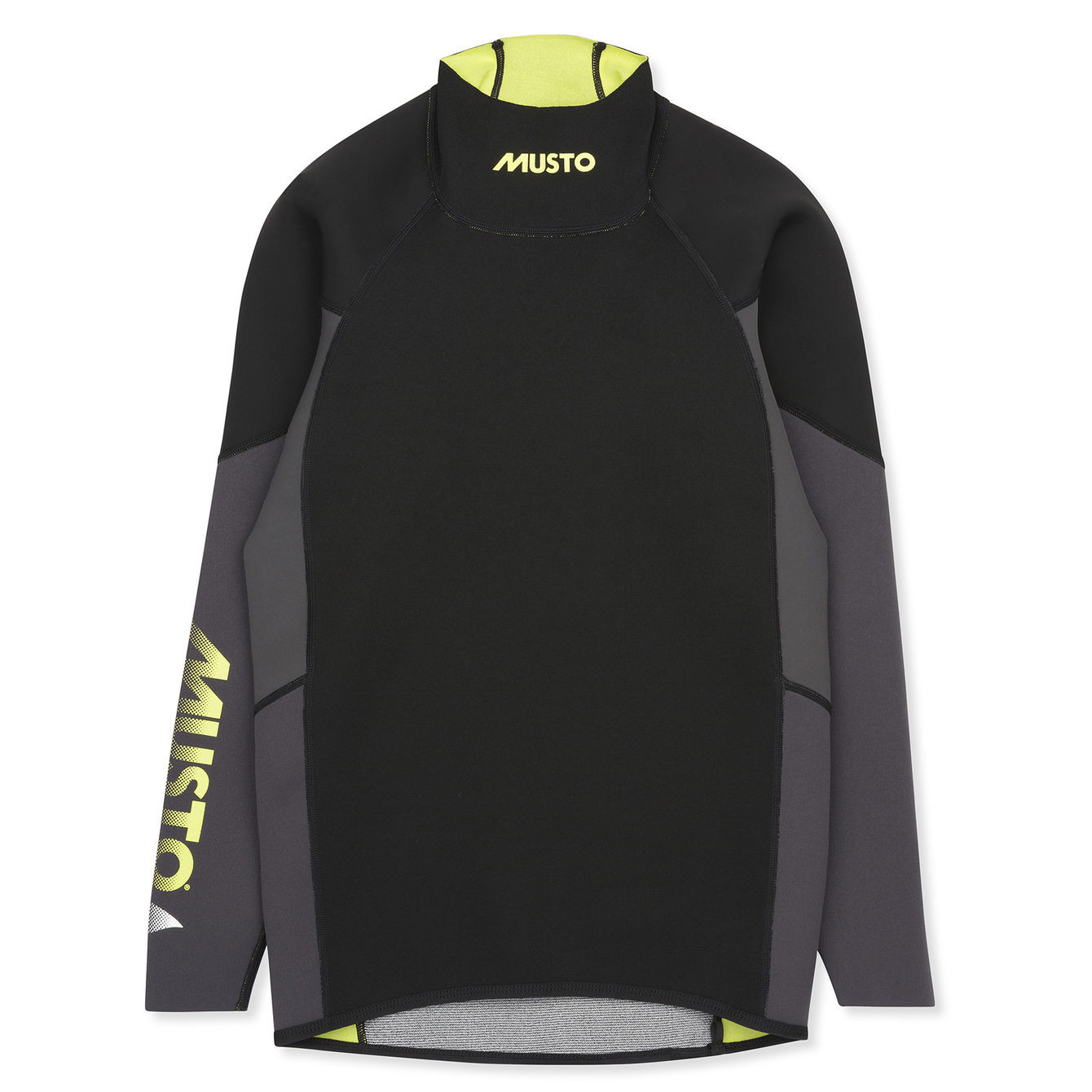 Musto Foiling Neoprene 1mm Long Sleeve Top