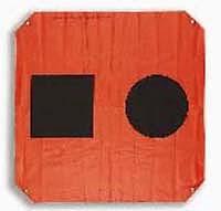 SOS Day Distress Signal Flag