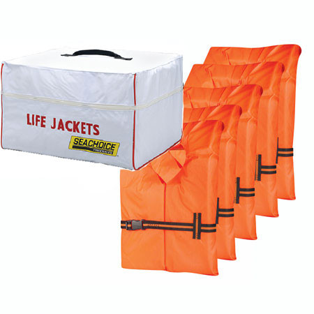 Life Jacket `Grab-N-Go` USCG Pack