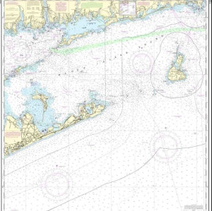 Training Chart - Block Island Sound