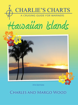Charlie's Charts Hawaiian Islands, 4th Ed.