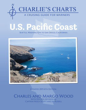 Charlie's Charts U.S. Pacific Coast, 6th Ed.