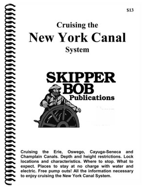 Skipper Bob Cruising the New York Canal System