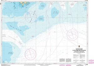 CHS Nautical Chart - CHS8006 Scotian Shelf / Plate-Forme Neo-ecossaise: Browns Bank to Emerald Bank / Banc de Brown au Banc Demeraude
