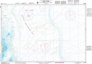 CHS Nautical Chart - CHS8015 Funk Island and Approaches / et les approches