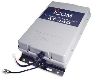 Icom AT140 HF Automatic Antenna Tuner