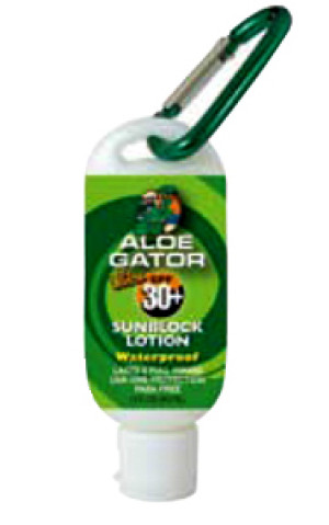 Aloe Gator Sun Block Lotion