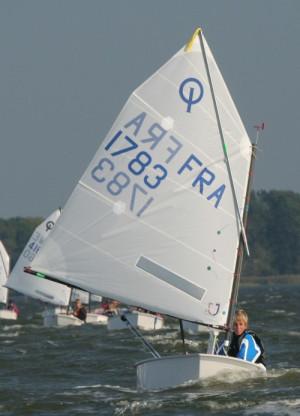 JSail Opti Racing Classic Sail