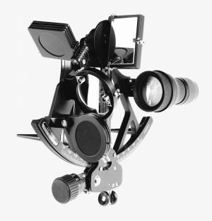 Beginner's Celestial Navigation Kit w/ Astra IIIB Deluxe Full Sextant
