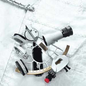 Beginner's Celestial Navigation Kit w/ Cassens & Plath Sextant