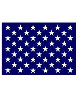 "U.S. Union Jack Flag, 17""x20"""