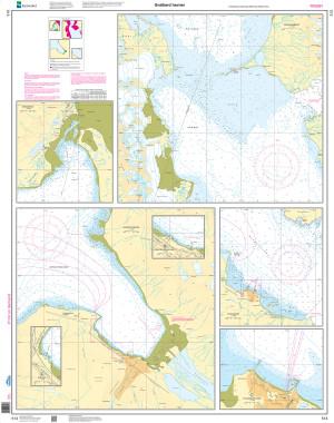 NHS Nautical Chart - NHS513 Svalbard havner: Sveagruva, Forlandsrevet, Adventfjorden, Ny alesund