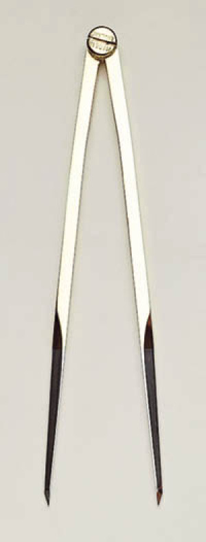 Weems & Plath 8 Inch Straight Dividers