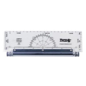 Weems & Plath, 8 inch Compact Parallel Plotter
