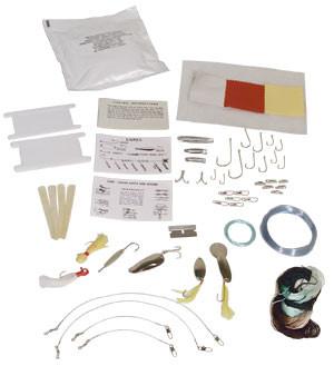 Emergency Fishing Tackle Kit