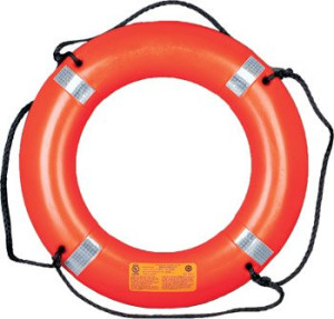 """Ring Life Buoy 30"""" USCG Approved"""