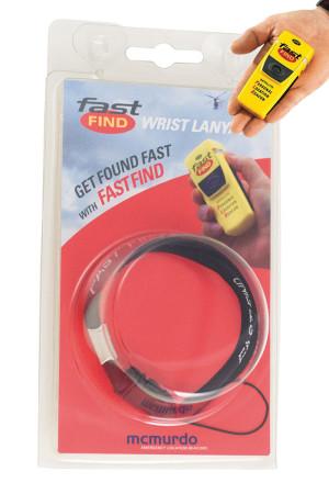 McMurdo FastFind - Wrist Lanyard