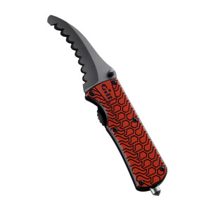 Gill Personal Rescue Knife, Red