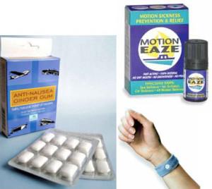 Motion Sickness Remedies