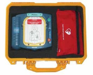 Heartstart Defibrillator Marine Kit