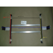 Viking Stainless Steel Deck Cradle w/ Lashing