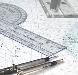 Landfall Navigation Nautical Charts