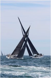 Eyes On Newport Bermuda Race Start 2018