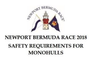 Safety Prep Newport Bermuda 2018