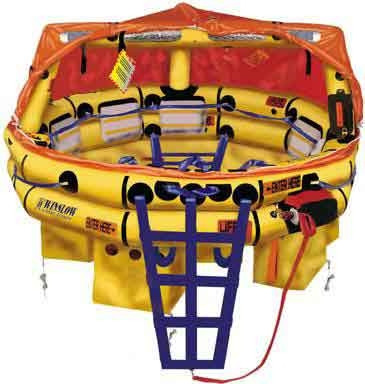 Winslow Ultra-Light Offshore Raft