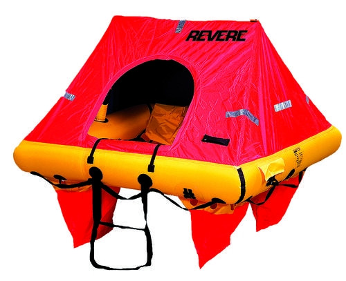 Revere Coastal Elite Life Raft