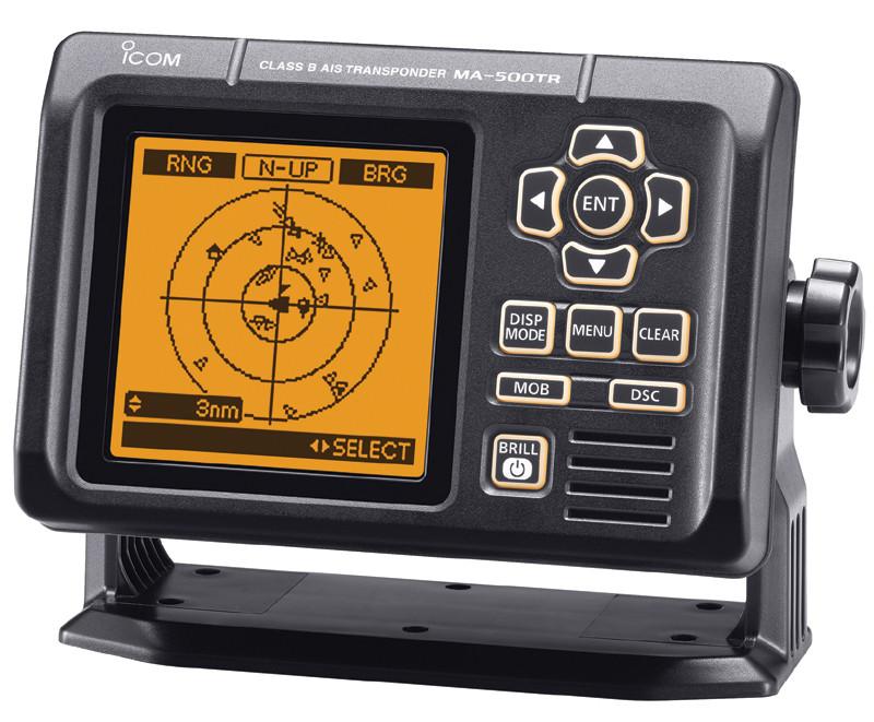 ICOM MA-500TR AIS Transponder and Receiver