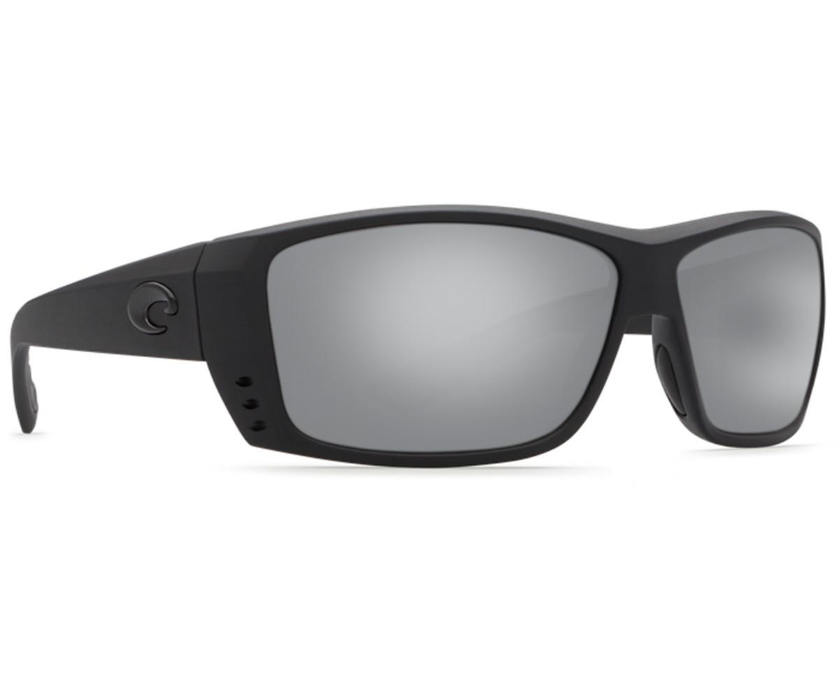 35cf1484e14 Costa Del Mar Cat Cay Sunglasses   Blackout Frame   Silver Mirror 580P Lens
