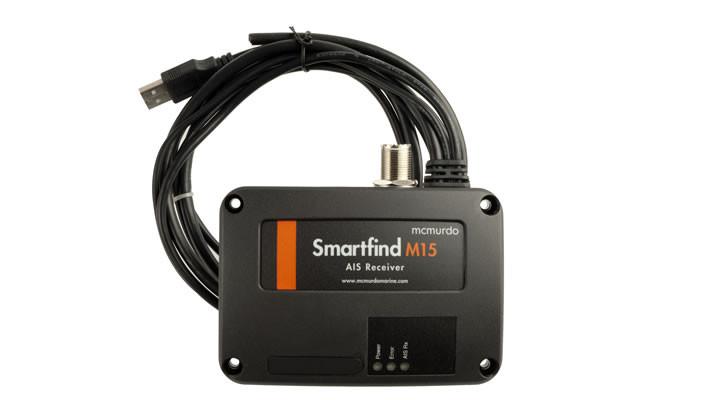 McMurdo Smartfind M15 Class B AIS Receiver
