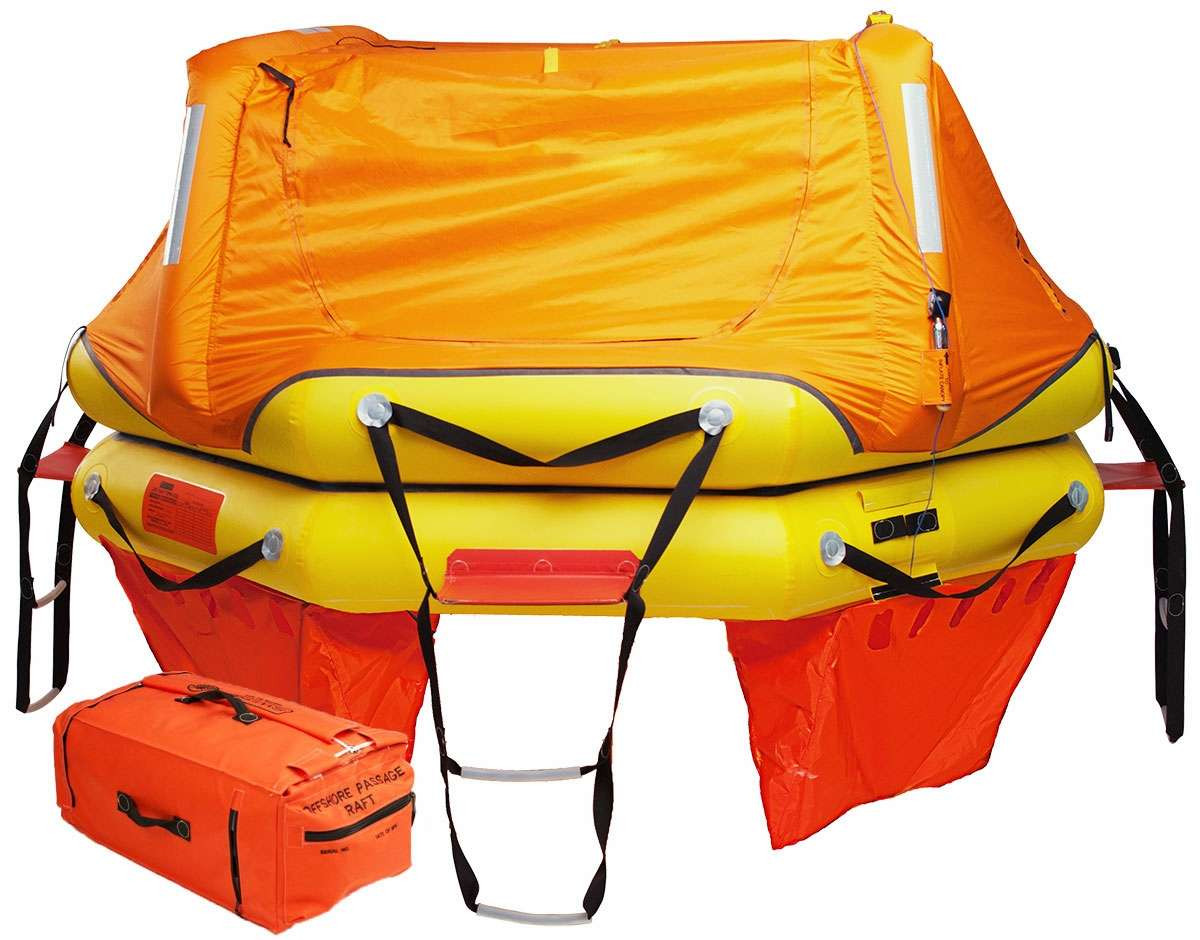 Switlik Offshore Passage Life Raft (OPR) Valise